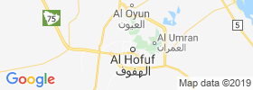 Al Mubarraz map