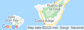 Guia De Isora map