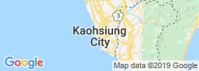 Kaohsiung map