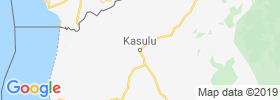 Kasulu map
