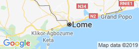 Lome map