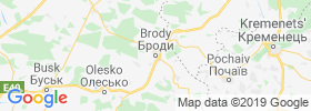 Brody map