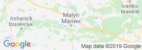 Malyn map