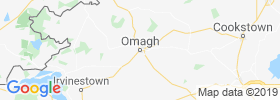 Omagh map