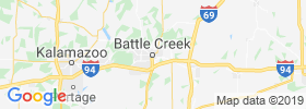 Battle Creek map