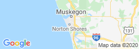 Norton Shores map