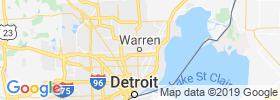 Warren map
