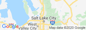 North Salt Lake map